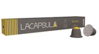 лого lacapsula
