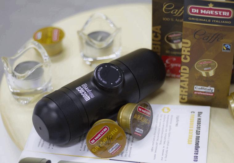 minipresso caffitaly